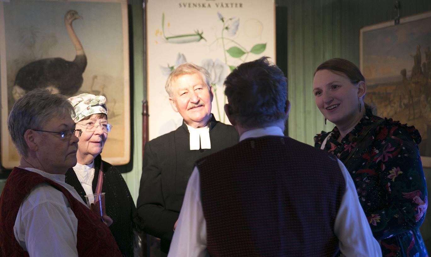 En sagolik öppning på Malmö Museer
