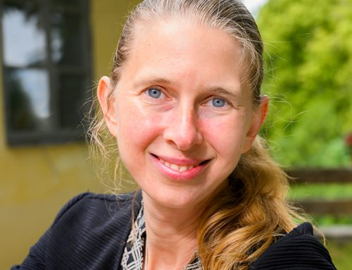 LILLEMOR SVEGFORS MARLOWE, MELLANSTADIELÄRARE
