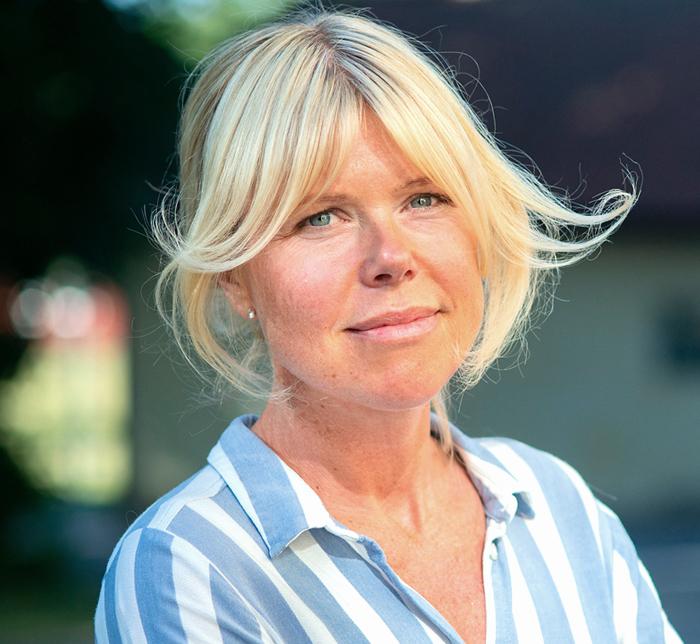 LINDA SÖRENSSON, GRUNDSKOLLÄRARE