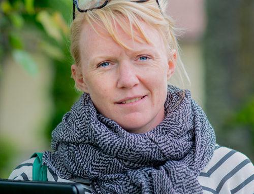 LISA FONDIN, SPRÅKLÄRARE